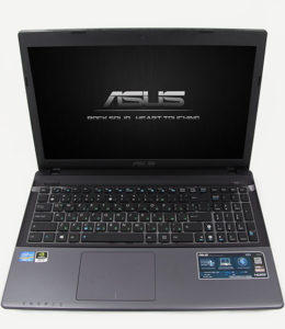 ремонт ноутбука ASUS X55VD