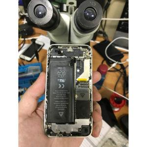 Замена АКБ iPhone