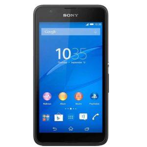 ремонт телефона Sony Xperia E4G
